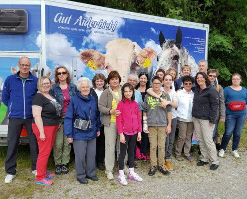 Sommerausflug Gut Aiderbichl